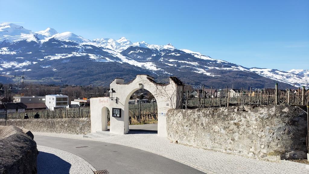 Vaduz, Liechtenstein - Torkel Restaurant