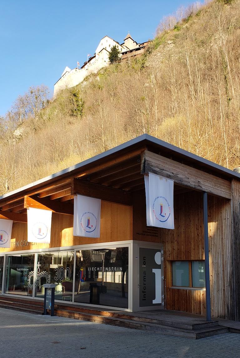 Vaduz, Liechtenstein - Tourist Office