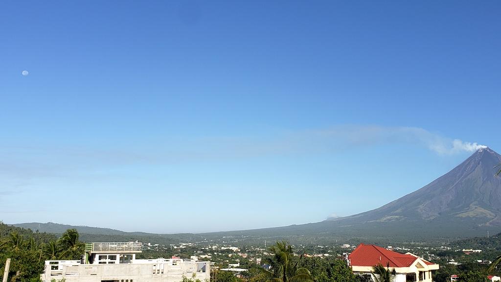 Legazpi City - Albay, Philippines - Mount Mayon