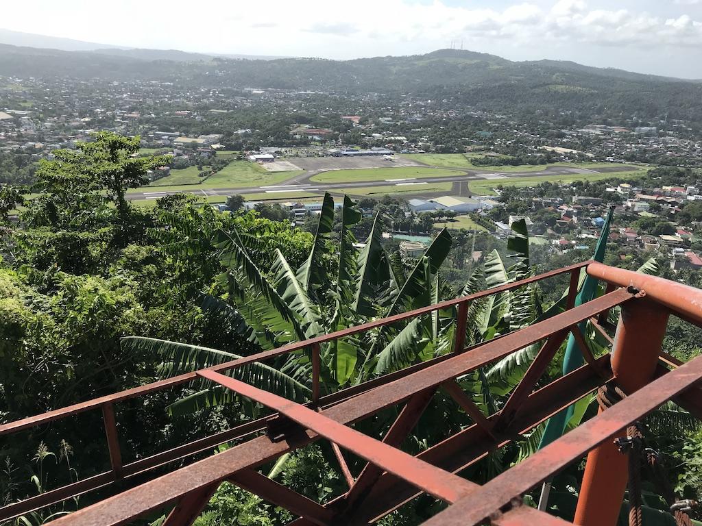 Legazpi, Albay, Philippines - Legazpi Airport view from Lignon Hill