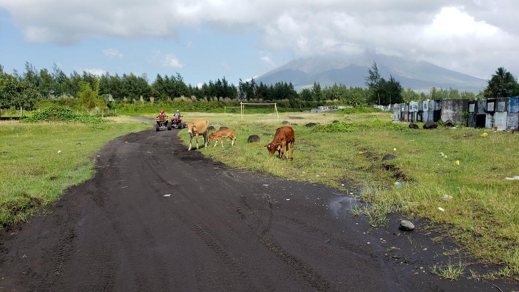 Legazpi, Albay, Philippines - Mayon ATV Tour PAWA Cemetery