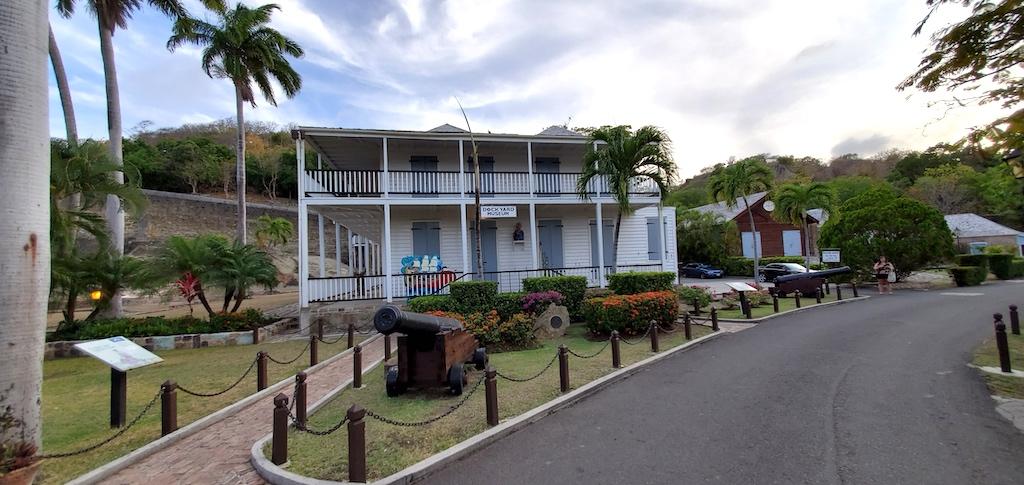 Antigua and Barbuda - Nelsons Dockyard Museum