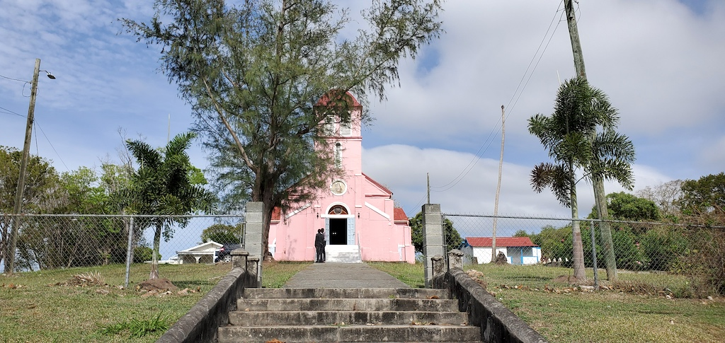 Antigua and Barbuda - Our Lady of Perpetual Hope Church