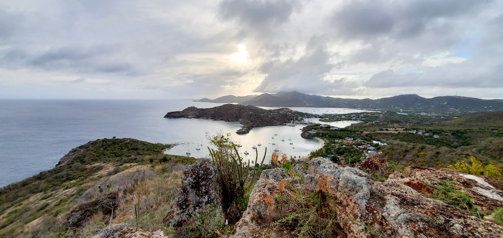Antigua and Barbuda - Shirley Heights sunset