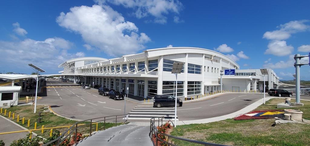 Antigua and Barbuda - VC Bird International Airport (ANU)