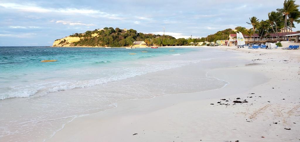 Antigua and Barbuda - Long Bay Beach
