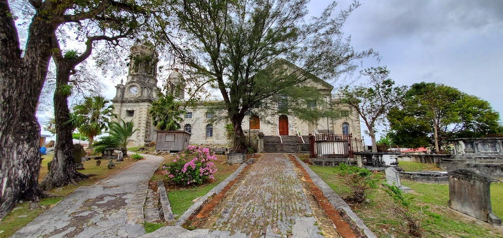 Antigua and Barbuda - St. John's Anglican Cathedral