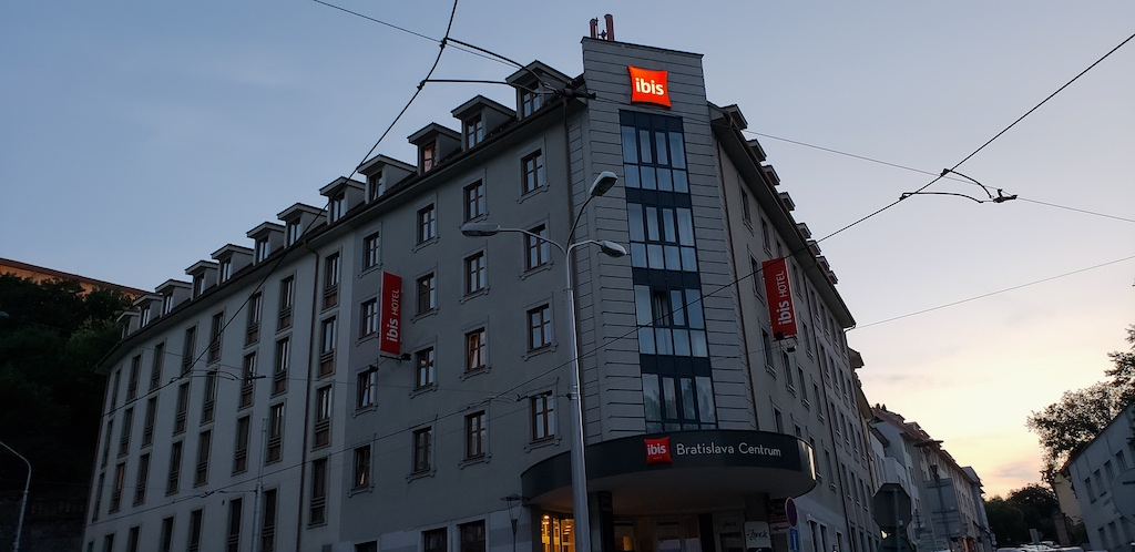 Bratislava, Slovakia - Bratislava Ibis Hotel Accor