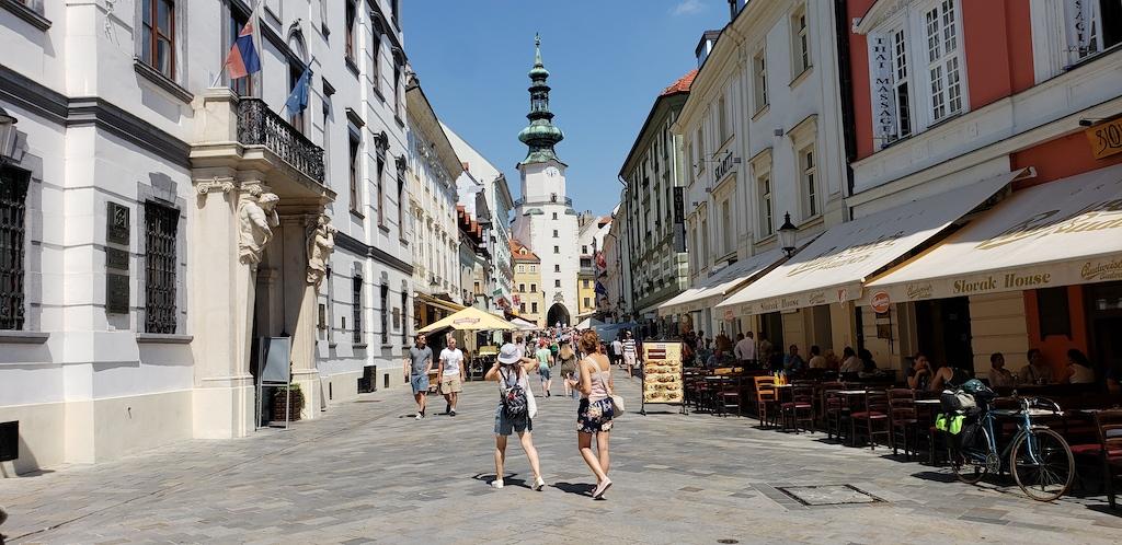 Bratislava, Slovakia - Martin's Gate