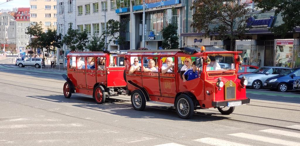 Bratislava, Slovakia - Staré Mesto Old Town Tours