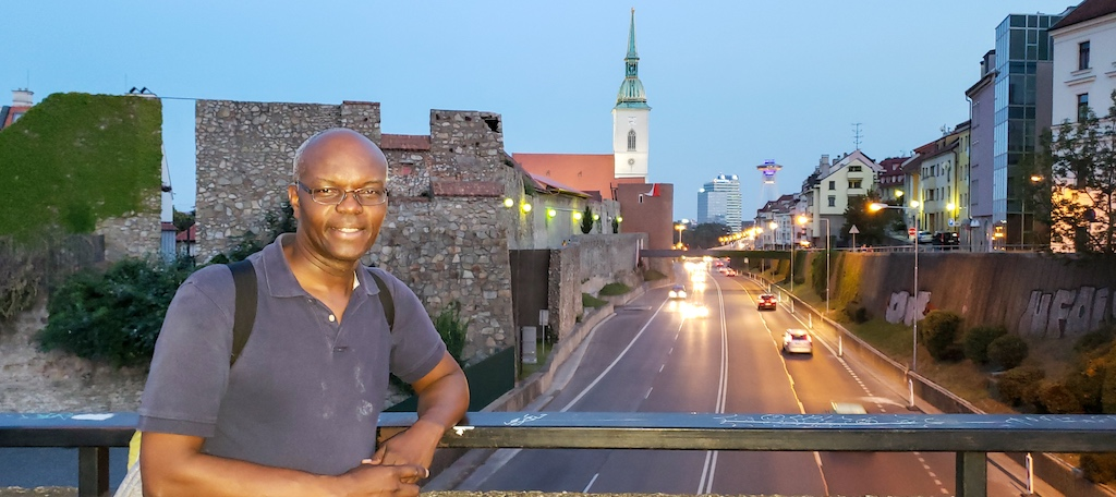 Kerwin in Bratislava, Slovakia