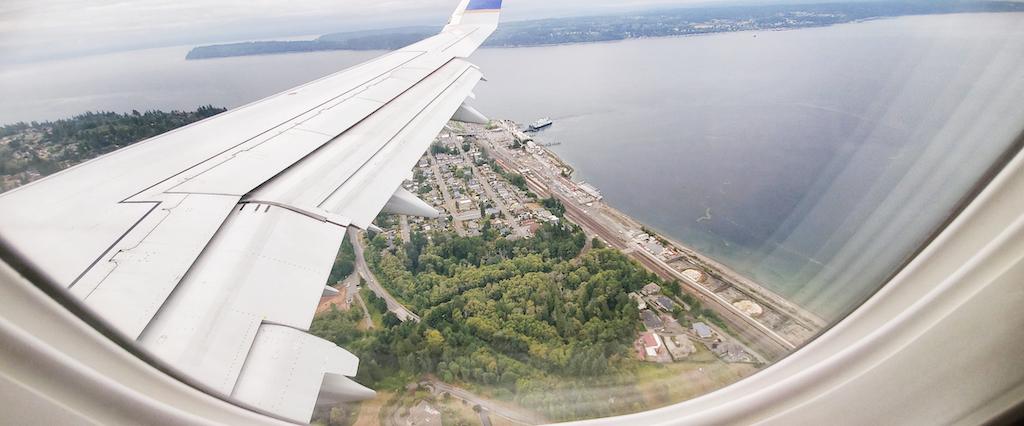 Paine Field [Snohomish County Airport] (PAE) - Mukilteo, Washington
