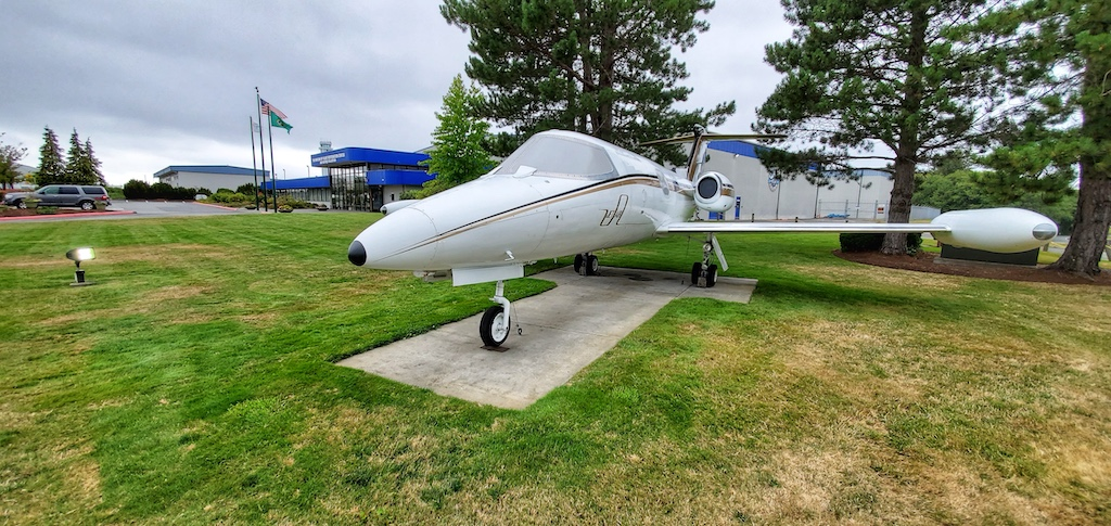 Paine Field [Snohomish County Airport] (PAE) - Museum of Flight Restoration Center