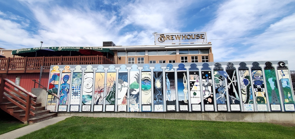 Brewhouse in Helena, Montana