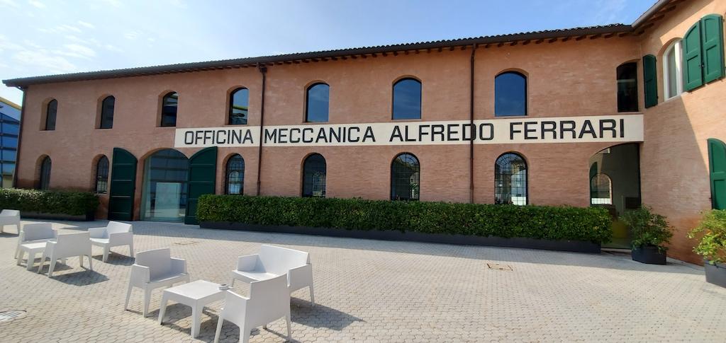 Enzo Ferrari Museum - Officina Meccanica Alfredo Ferrari