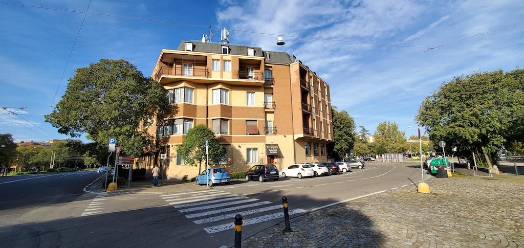Hotel Estense in Modena, Italy