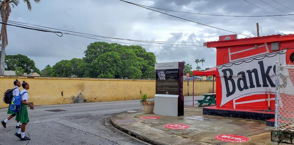 Rihanna Drive, St. Michaels Barbados