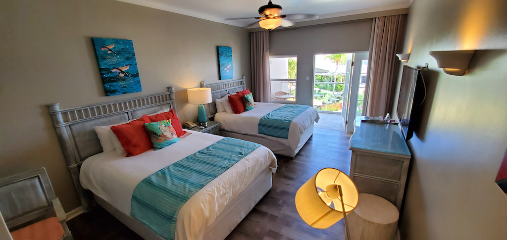 sea breeze beach house Barbados - bedroom