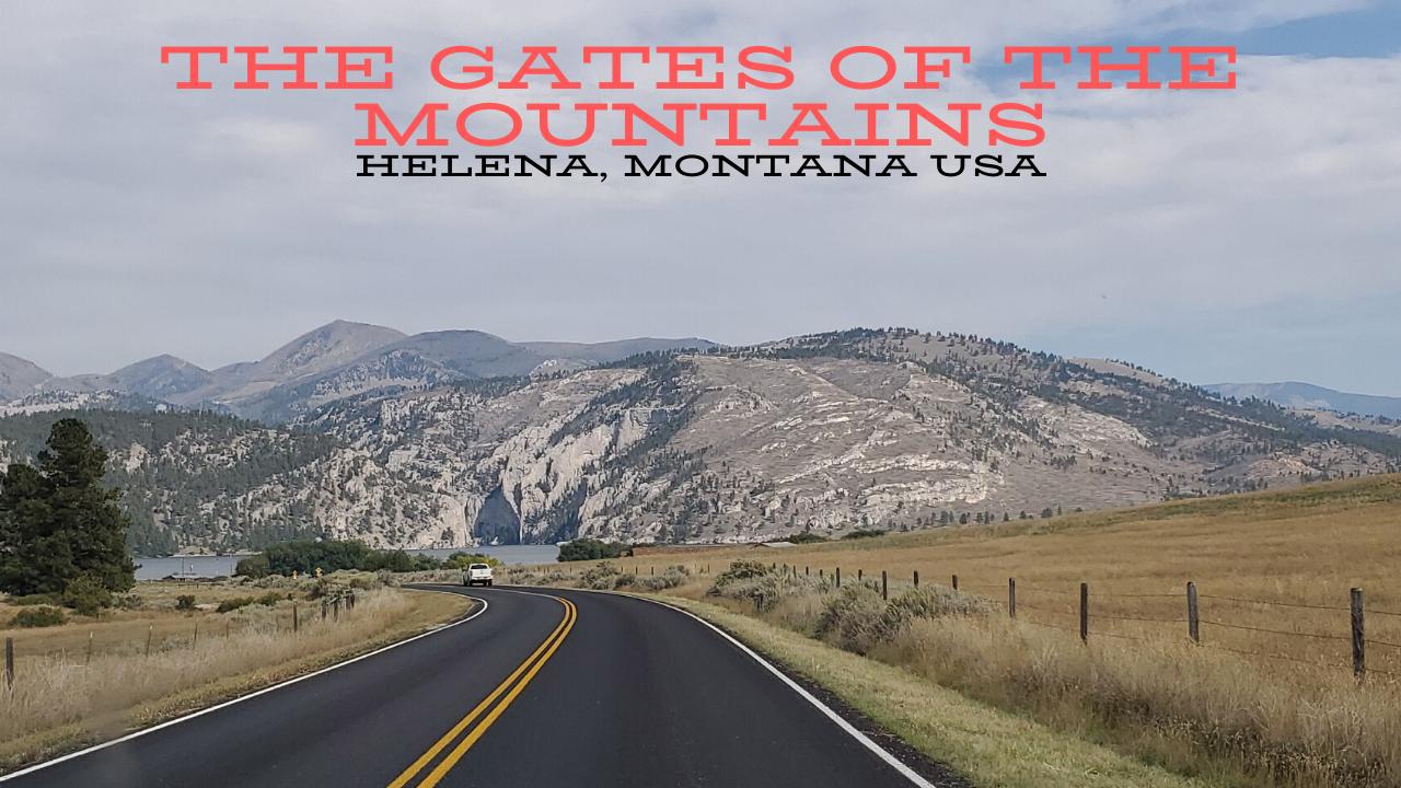 Gates of the Mountains, Helena, MT USA