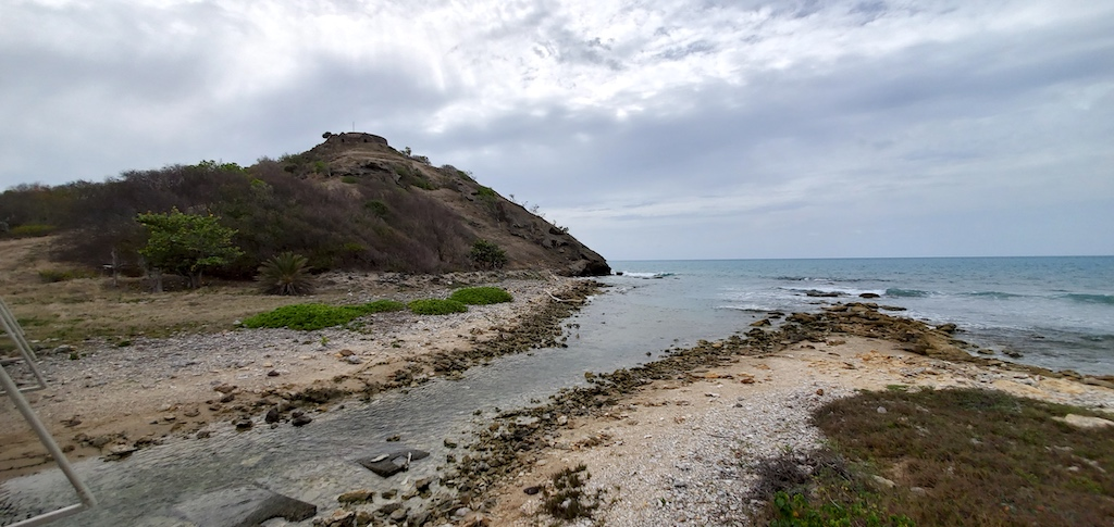 Antigua and Barbuda - Fort Barrington