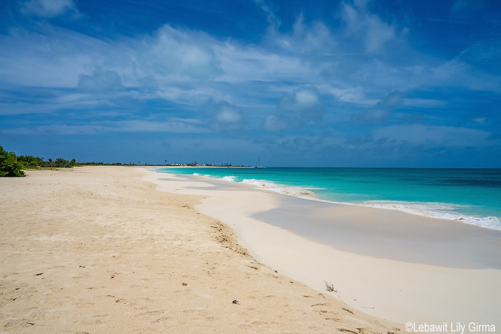 Antigua and Barbuda - Princess Diana Beach from Sunshine and Stilettos