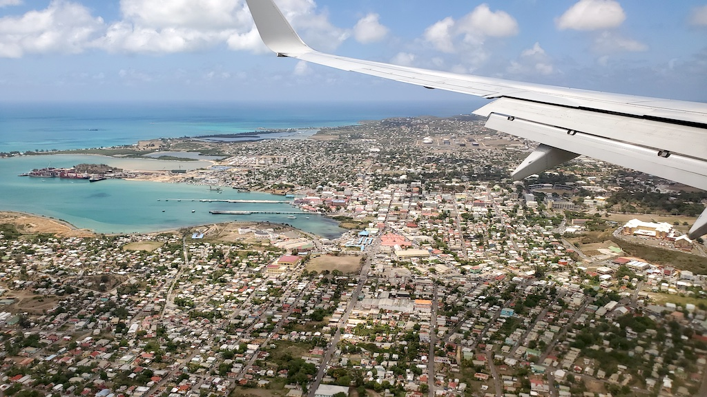 Antigua and Barbuda - St. John's Antigua