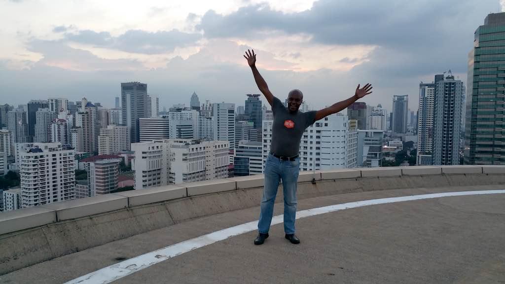 Avani Atrium Bangkok Helipad