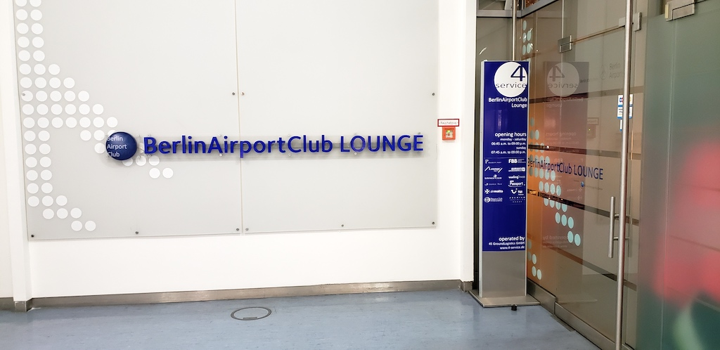 Berlin Airport Club Lounge Berlin-Tegel (TXL)