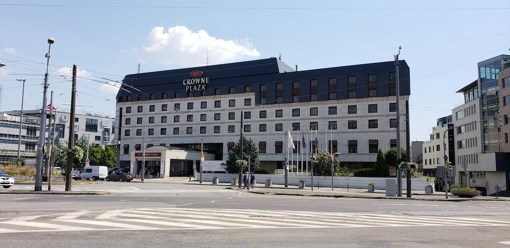 Bratislava, Slovakia - Crowne Plaza Hotel IHG