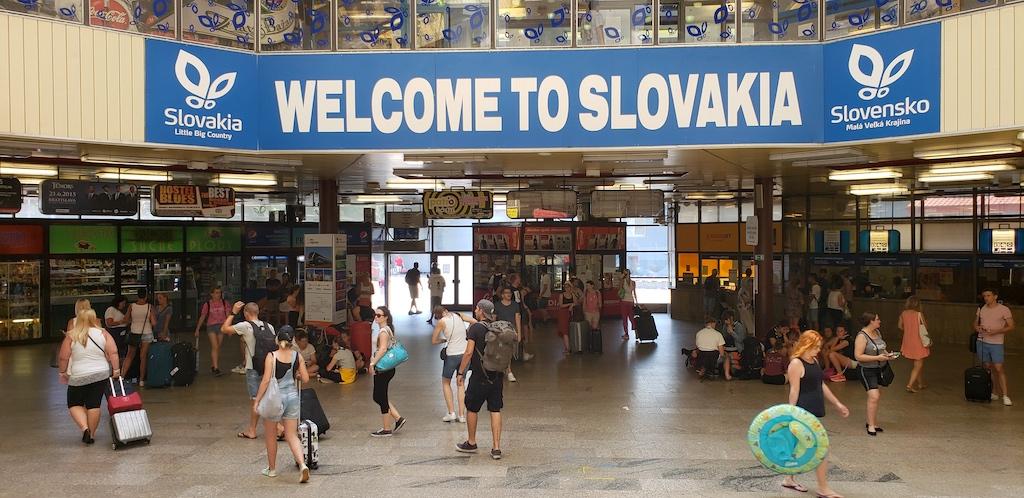 Bratislava, Slovakia - Welcome To Slovakia