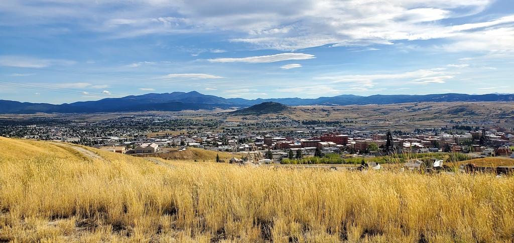 Butte, Montana USA