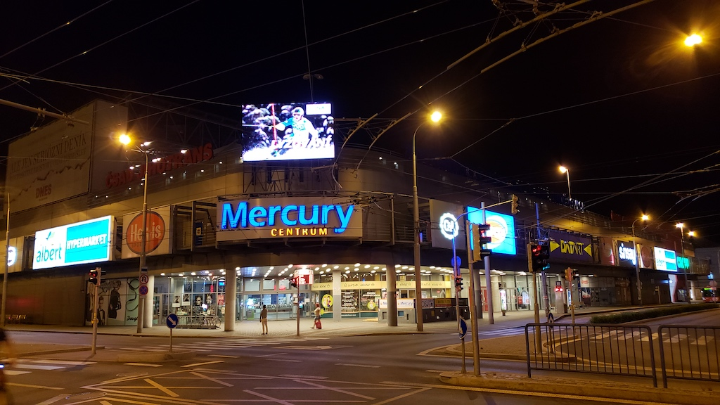 České Budějovice, Czech Republic Bus Station