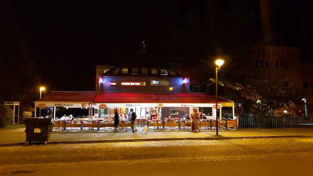 České Budějovice, Czech Republic Pizzeria Bar Polo