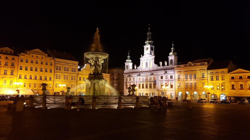 České Budějovice, Czech Republic - Main Square