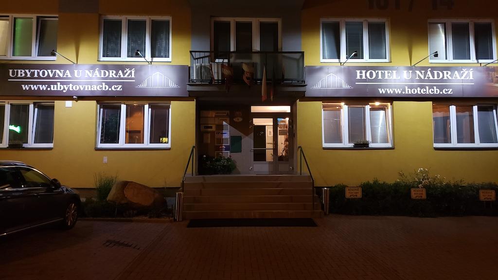 České Budějovice, Czech Republic - Hotel U Nádraží