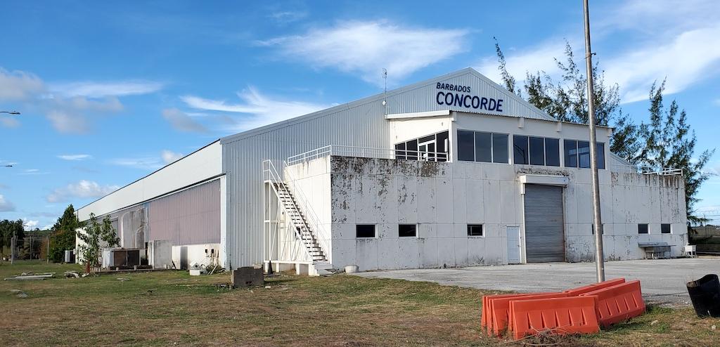 Concorde Experience in Barbados Airport (BGI)