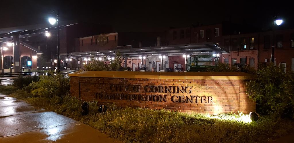 Corning, NY - Corning Transportation Center