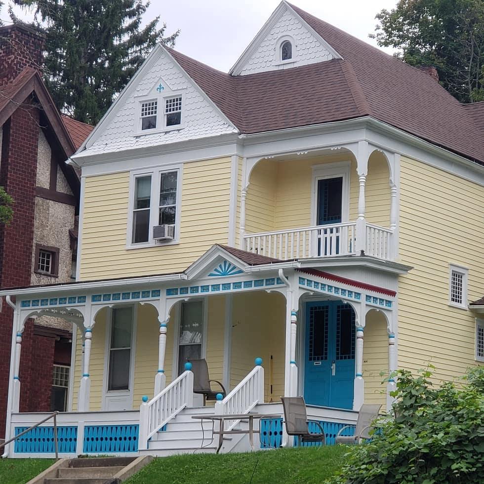 Corning, NY - Historic Homes
