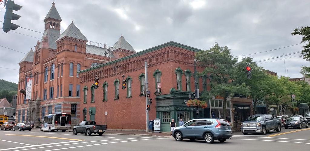 Corning, NY - Rockwell Museum