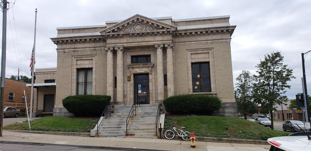 Corning, NY - U.S. Post Office
