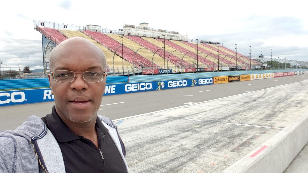 Corning, NY - Watkins Glen Raceway Grandstand