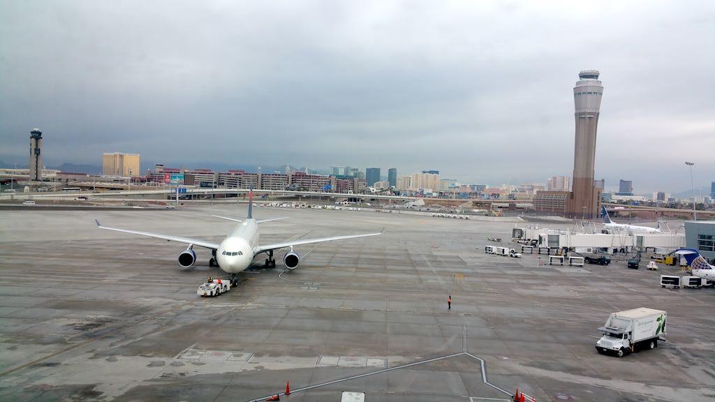 Las Vegas Airport (LAS)
