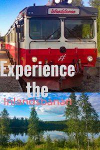 Experience the Inlandsbanan
