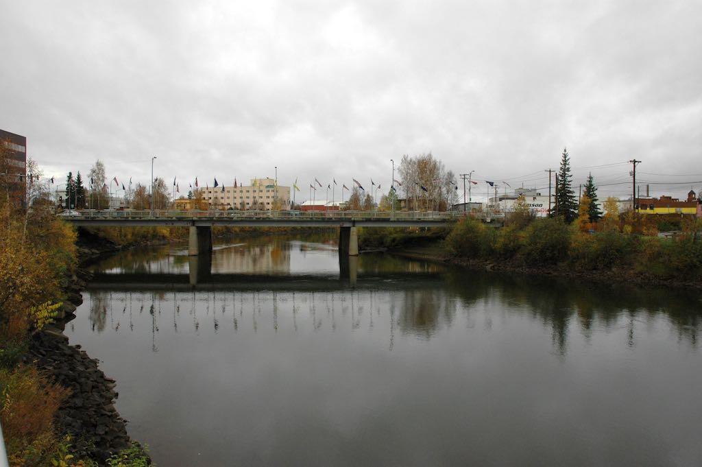 Fall Foliage - Fairbanks, AK