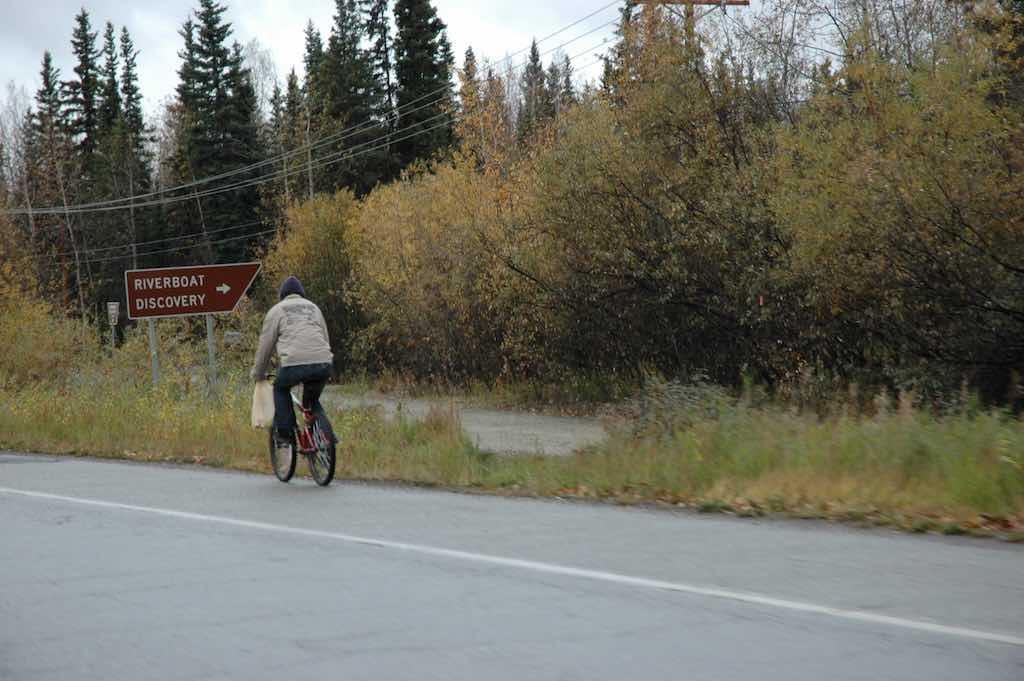 Fall Foliage - Fairbanks, AK Highway