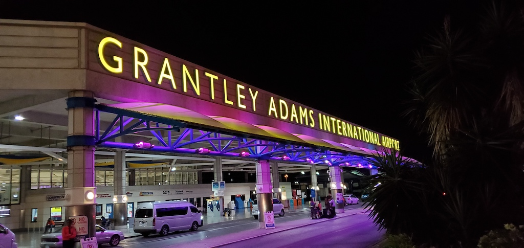 Grantley Adams International Airport (BGI) Barbados