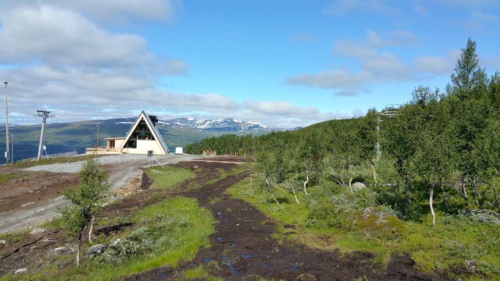 Hemavan Tarnaby - Mountain Restaurant Björk