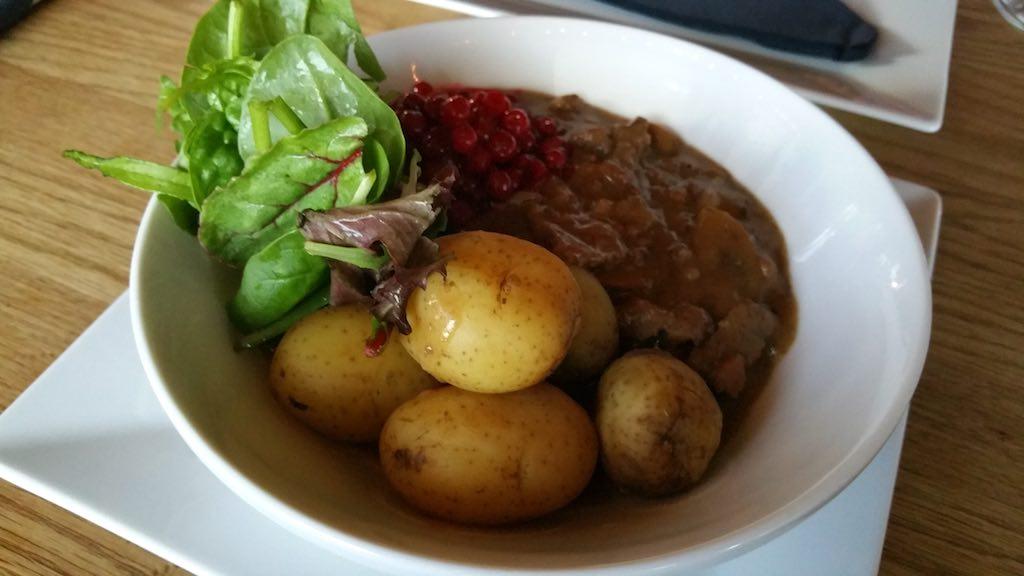 Hemavan Tarnaby - Reindeer Stew