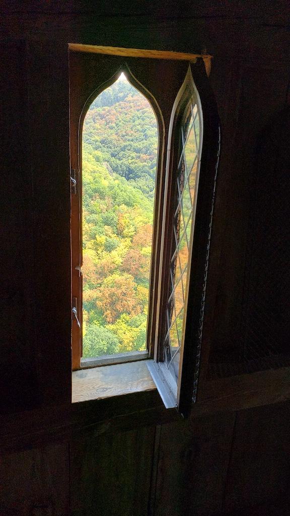 Karlštejn Castle - Tower View