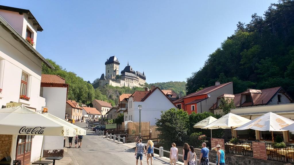 Karlštejn Castle Village